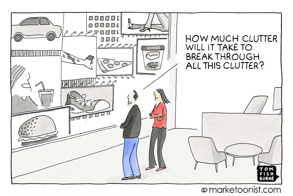 Credit: Tom Fishburne, Marketoonist